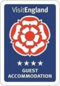 Visit England 4 Star Self Catering
