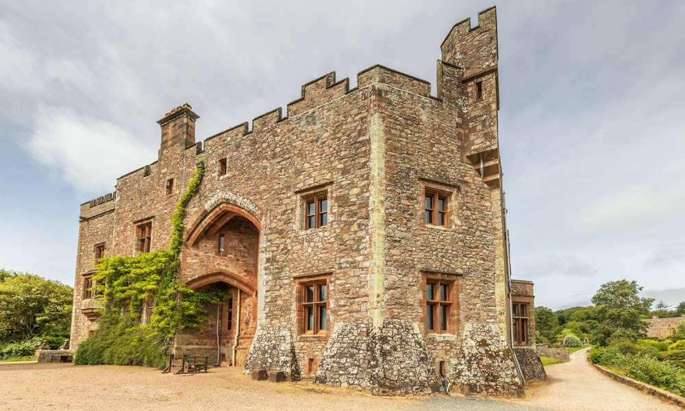 Muncaster Castle Access Statement