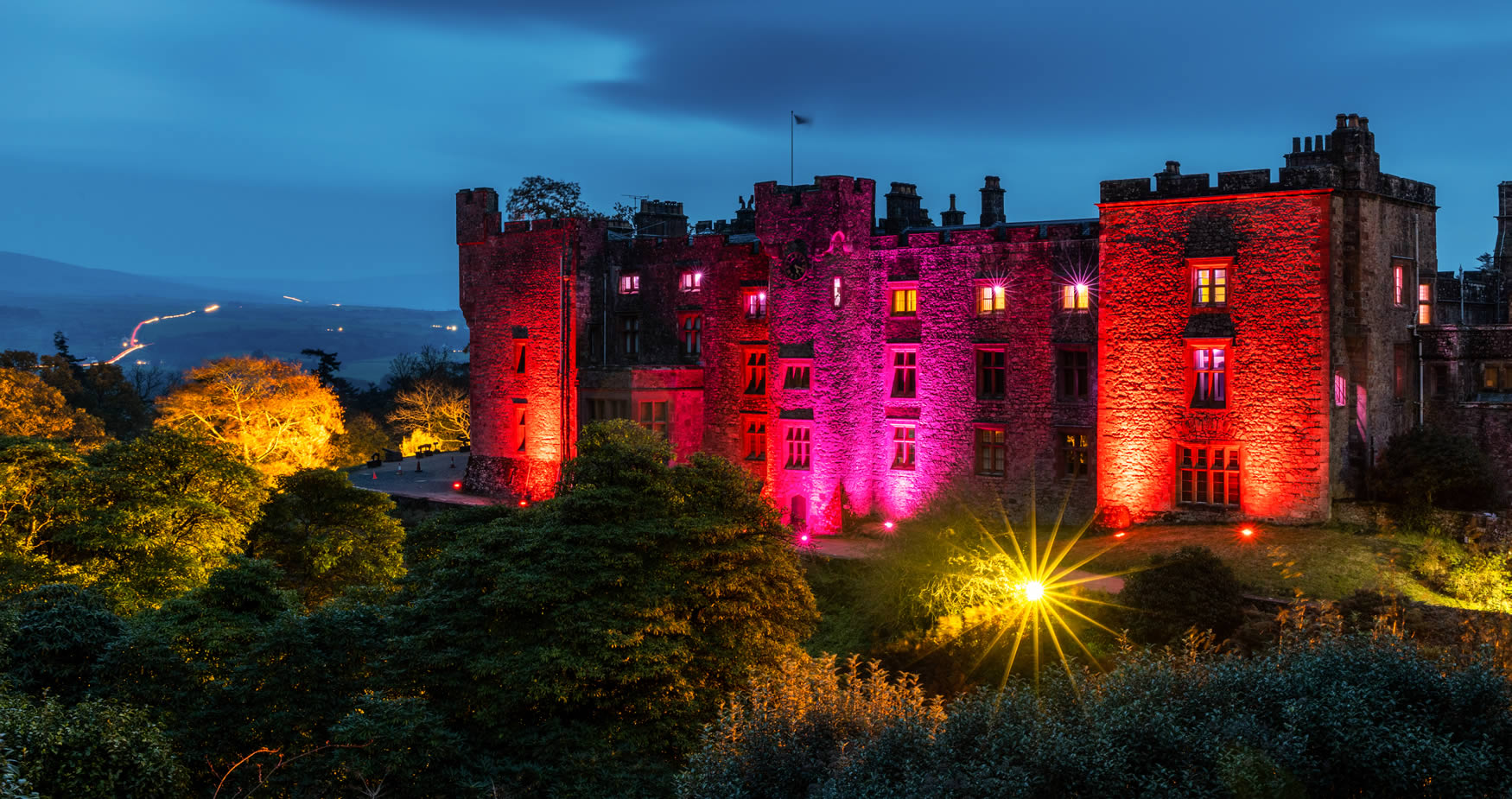 Dual Attraction Tickets - Muncaster Castle