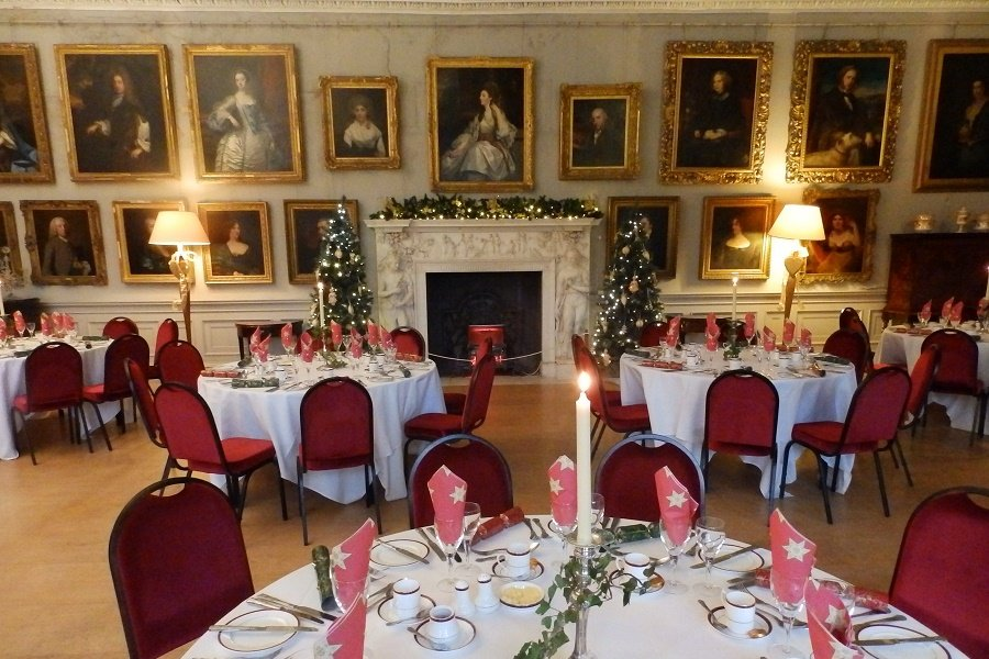 Christmas at Muncaster