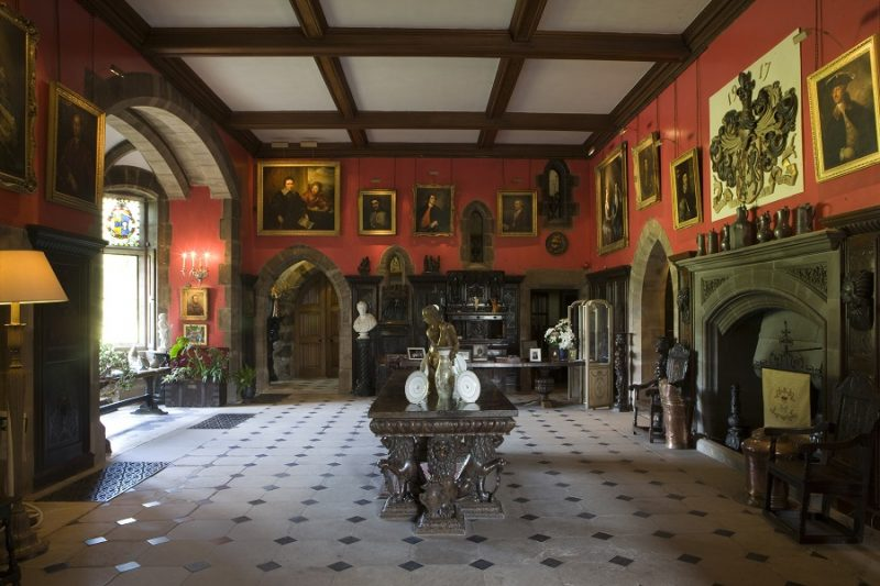 Great Hall Muncaster