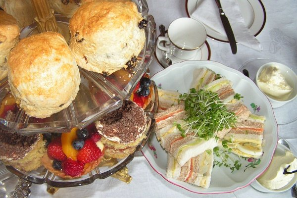 Next Afternoon Tea in the Castle – Sun 25th Sept