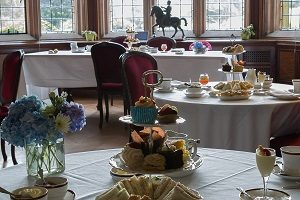 Mothers Day Afternoon Tea in the Castle at Muncaster