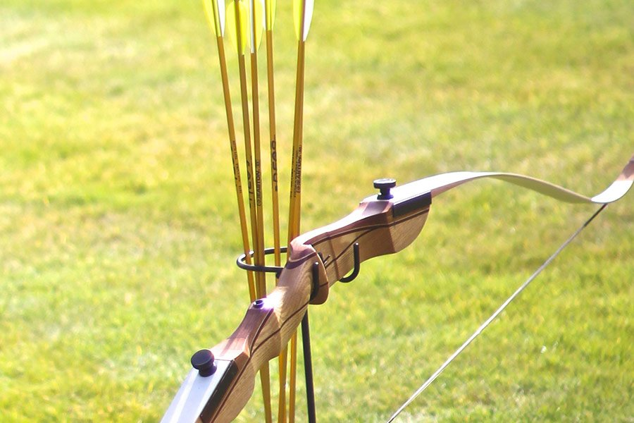 Learn archery at Muncaster Castle