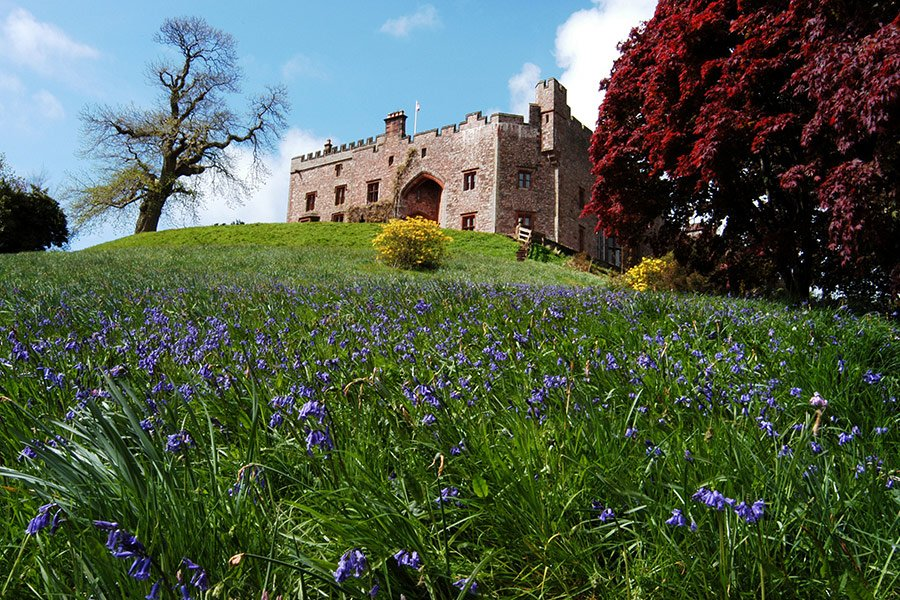 Muncaster Castle, Western Lake District