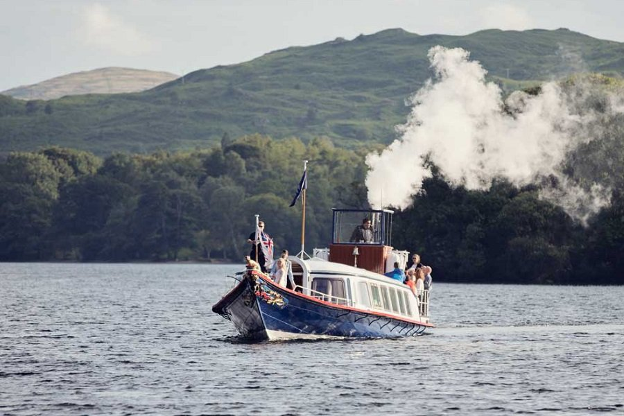 Coniston Steam Gondola