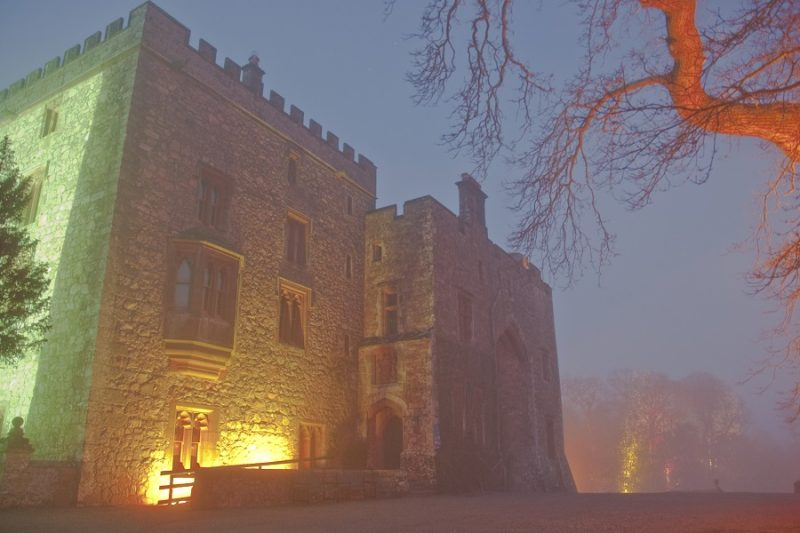 Haunted Muncaster Castle