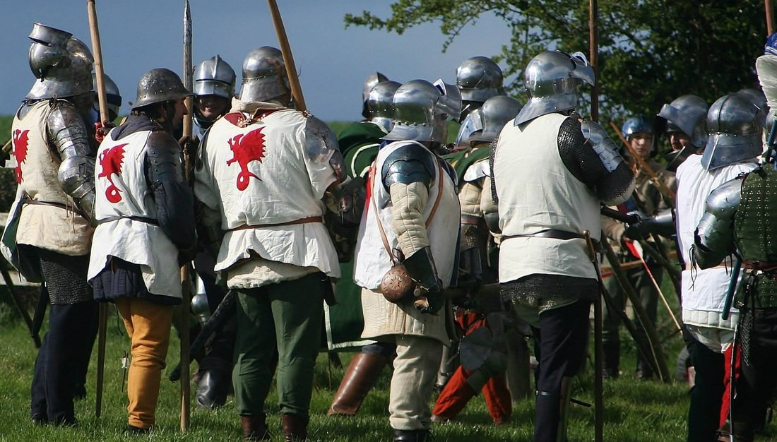 Medieval Muncaster Aug 27th-29th