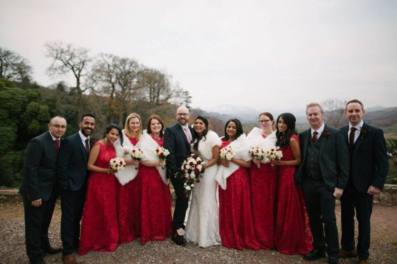 weddings at Muncaster Castle