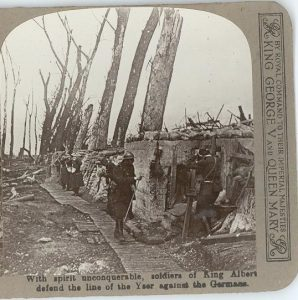 WW1 Stereograph