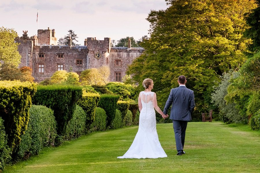 Marry at Muncaster - image courtesy of Derwent Photography