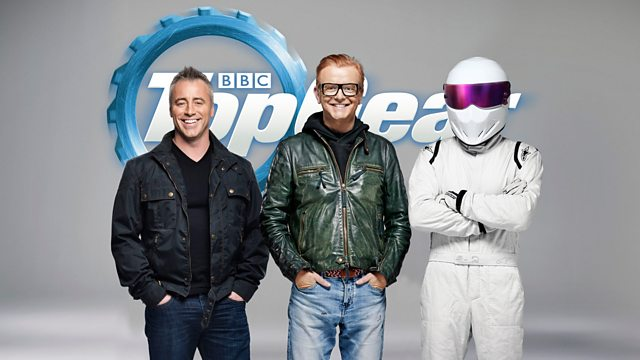 BBC Top Gear at Muncaster