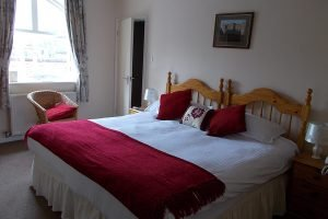 Stay in the Castle gardens at the Coachmans Quarters