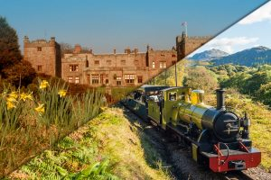 Buy dual tickets, muncaster and eskdale railway