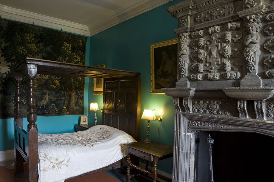 A haunted room in the Lake District