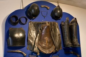 Early suit of armour